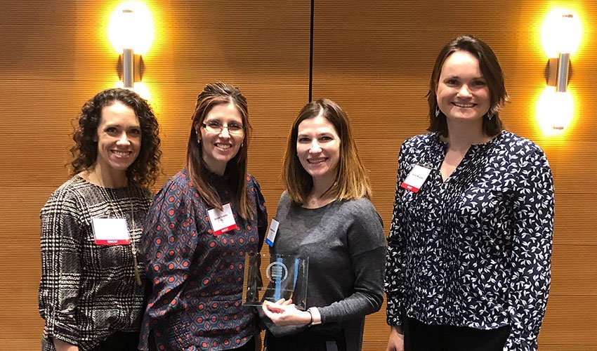 ERC Wins SHRM When Work Works Award