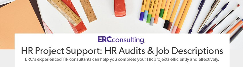 HR Project Support: Job Descriptions and Onsite HR Audit