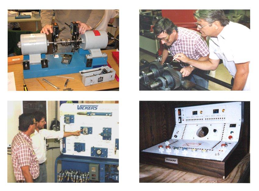 Industrial Maintenance Machines